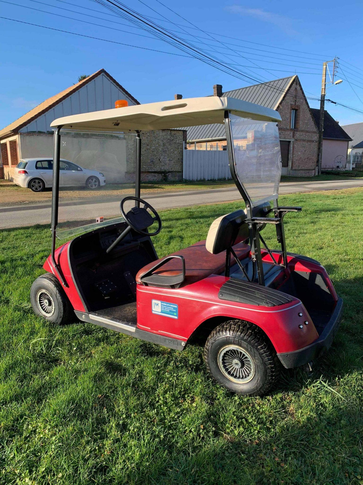 voiturette de golf electrique